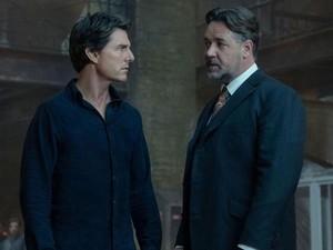 Penampakan Tom Cruise dan Russell Crowe di The Mummy