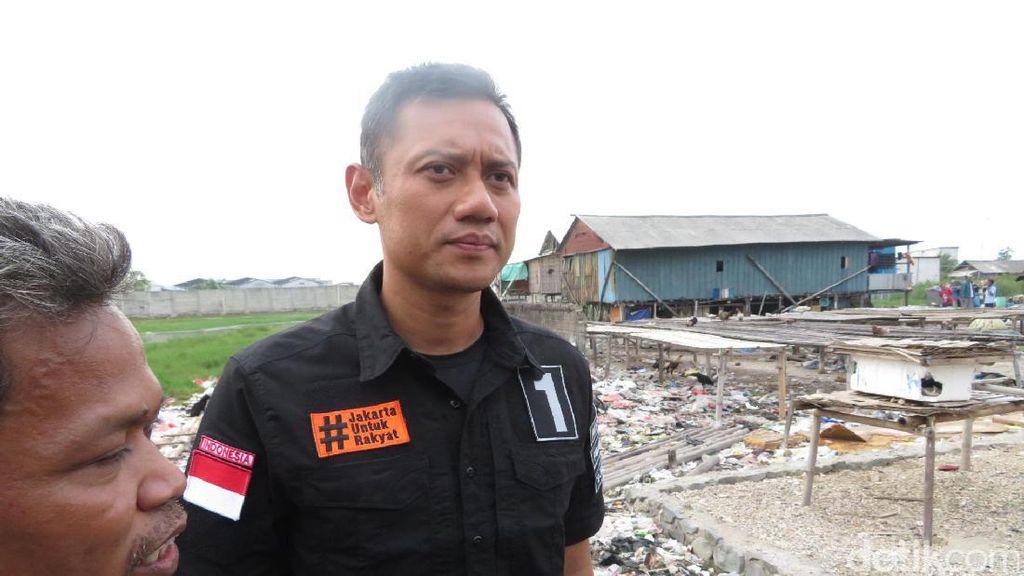 Cara Agus untuk Hijaukan Jakarta: Kami Bangun Lebih Banyak RPTRA