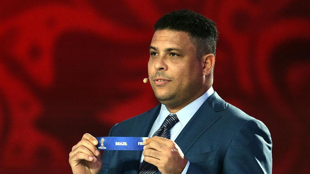 Legenda Brasil Ronaldo Kuasai Saham Klub La Liga