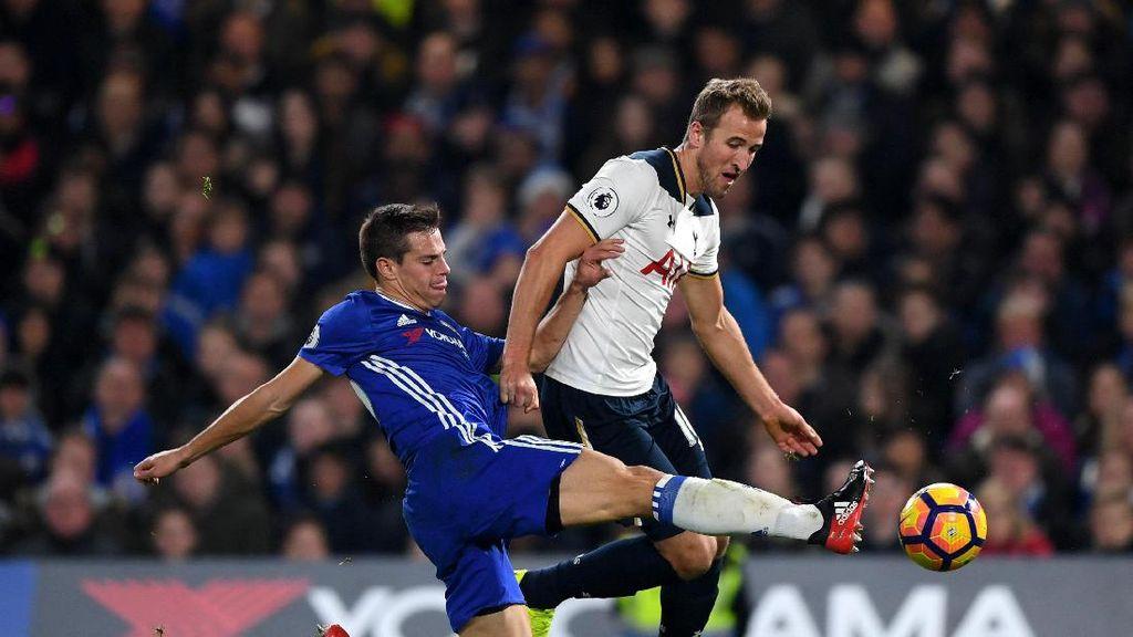 Kane: Chelsea Siap-Siap Saja Kalah di White Hart Lane