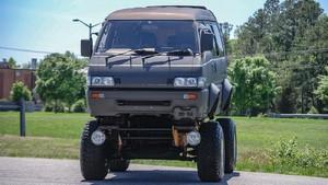 Si Monster Mitsubishi Delica