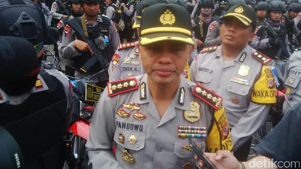 2.226 Personel Gabungan Dikerahkan Amankan Laga Persib vs Persija