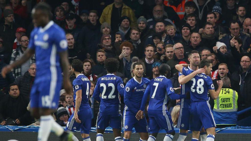 Ancelotti: Kegagalan Musim Lalu Bantu Chelsea