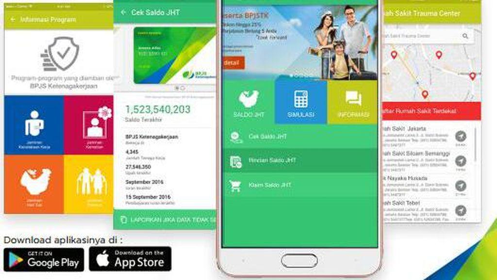 BPJS Ketenagakerjaan Luncurkan Aplikasi Mobile Generasi 2