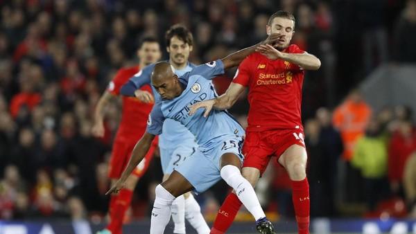 Fans Liverpool Akan Lebih Khawatir Melawan Burnley ketimbang City