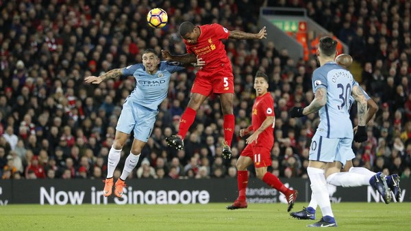 Duel Seru di Etihad: City Lawan Liverpool