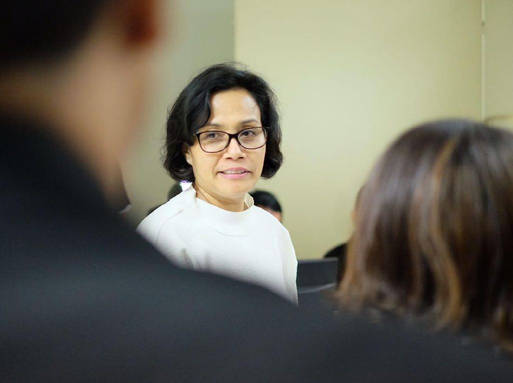 Sri Mulyani Pede Dana Tax Amnesty Tak akan Kabur ke Luar Negeri