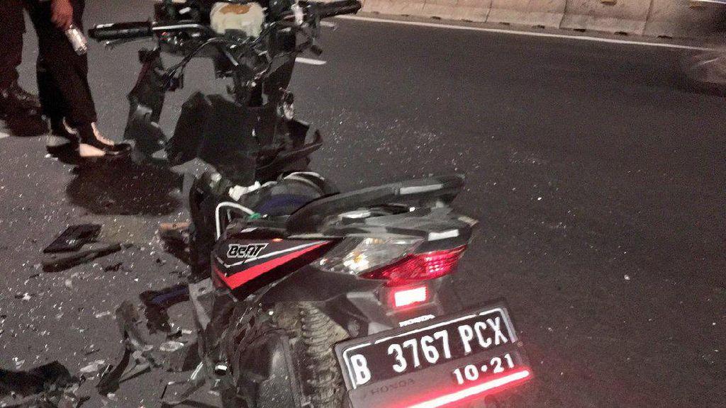Ini Bagian Motor yang Rentan Rusak ketika Kecelakaan