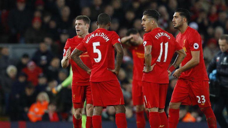 Liverpool Tak Boleh Lagi Kehilangan Momentumnya