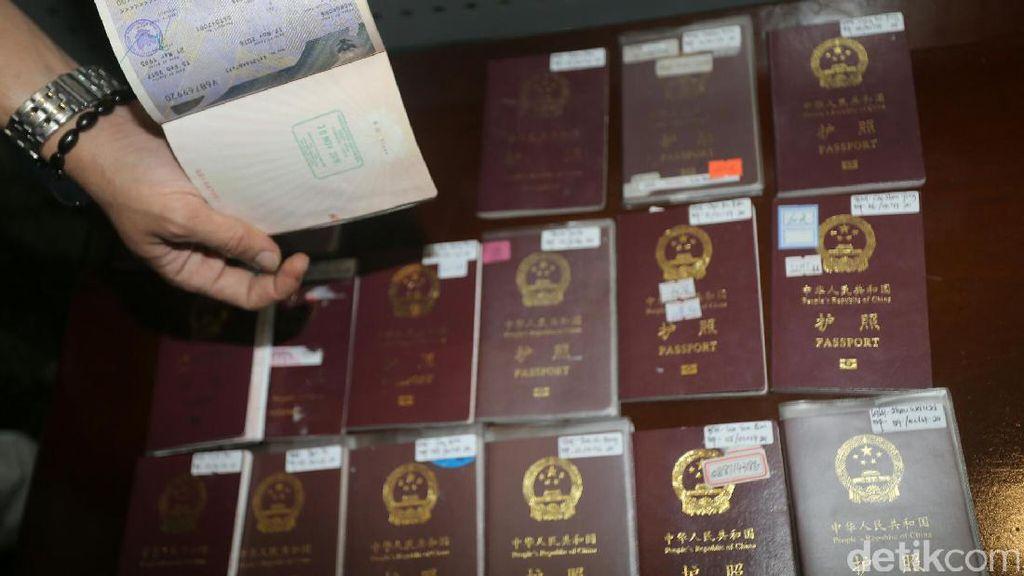 Ini Keterangan Imigrasi Pekanbaru soal TKA China di PLTU Tenayan