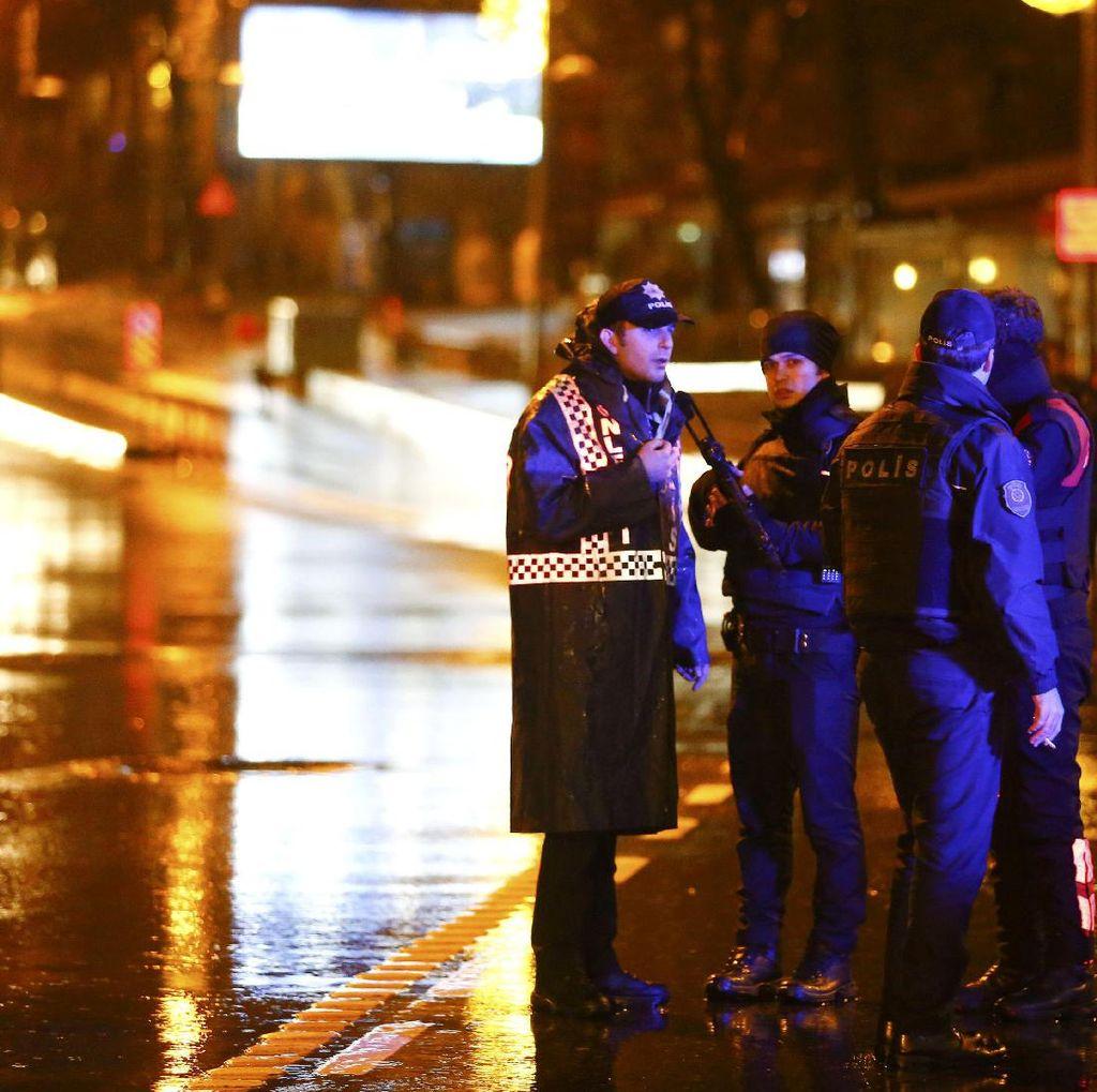 Tersangka Penembak Kelab Malam Istanbul Mengakui Perbuatannya