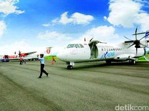 Sambut Rute Jakarta-Banyuwangi, Landasan Pacu Bandara Dipertebal