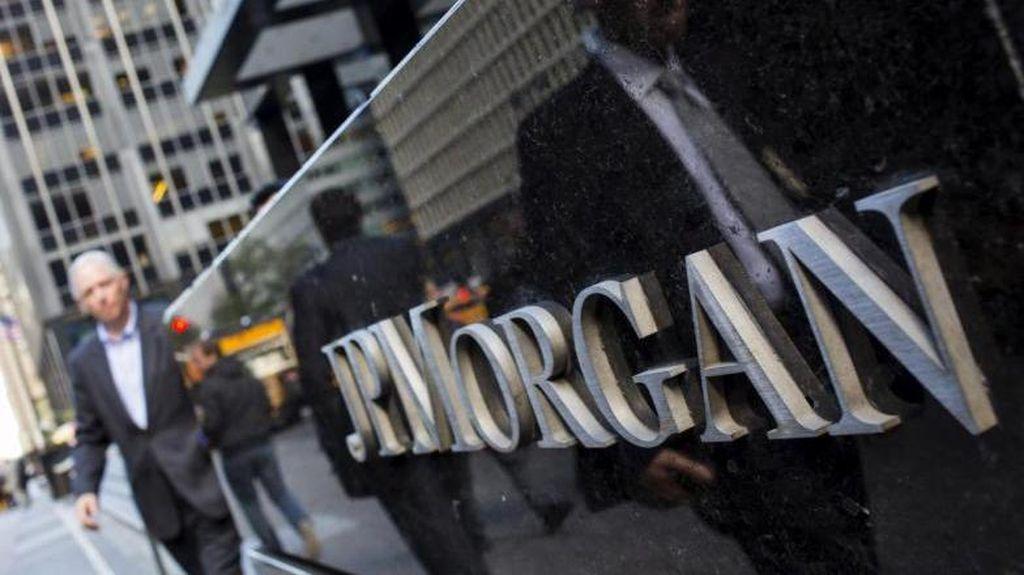 Riset JPMorgan Bisa Bikin Panik Pasar Keuangan RI, Ini Kata Sri Mulyani