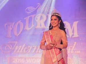 Dikna Faradiba Borong Penghargaan di Miss Tourism International