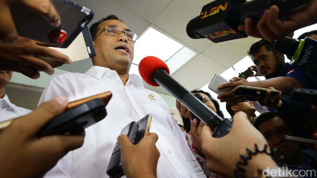 Kasus Emirsyah Satar, Menhub: Kita Serahkan ke KPK