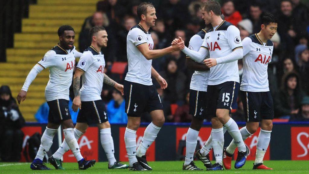 Kane: Masa Depan Spurs Menjanjikan, Bodoh Jika Pergi Sekarang