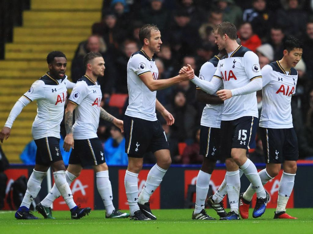 Spurs Bidik Titel Liga Europa dan Piala FA