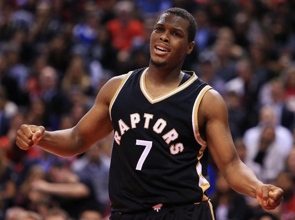 Kalah Dari Raptors, Lakers Telan Tiga Kekalahan Beruntun