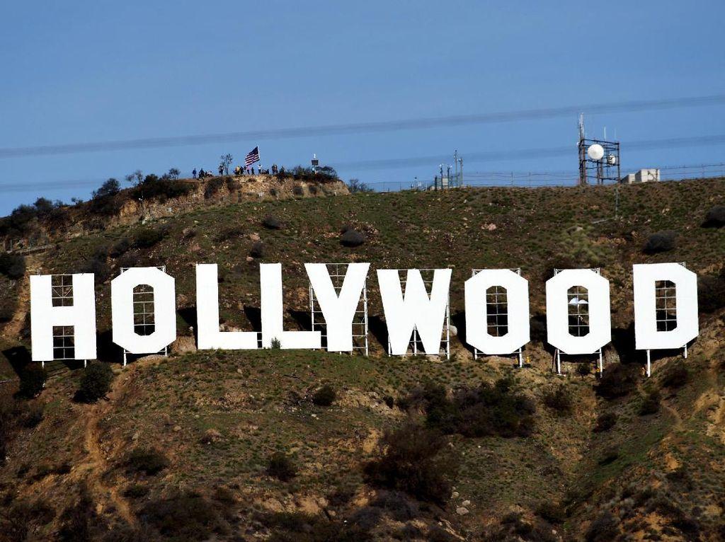 Keren! Bakal Ada Jalur Trem ke Tanda Ikonik Hollywood
