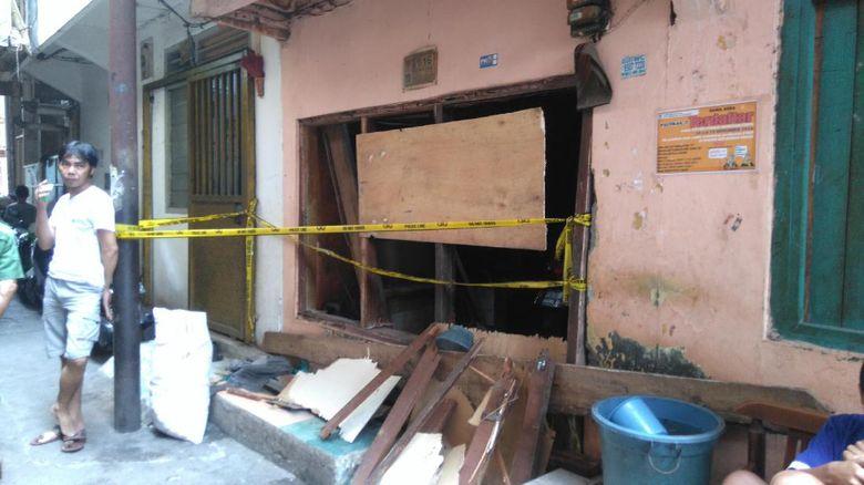 Ledakan di Rumah di Tambora Berasal dari Tabung Gas