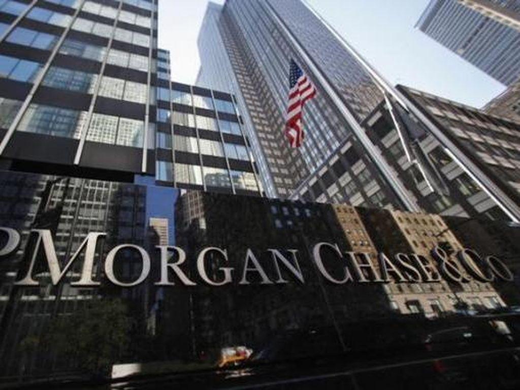 Kebal Corona, JP Morgan Masih Bisa Untung Rp 136 Triliun