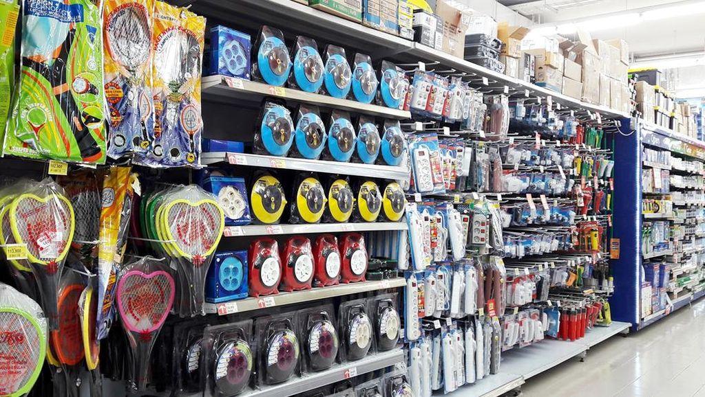 Transmart Carrefour Gelar Promo Lampu Darurat Sampai Bohlam