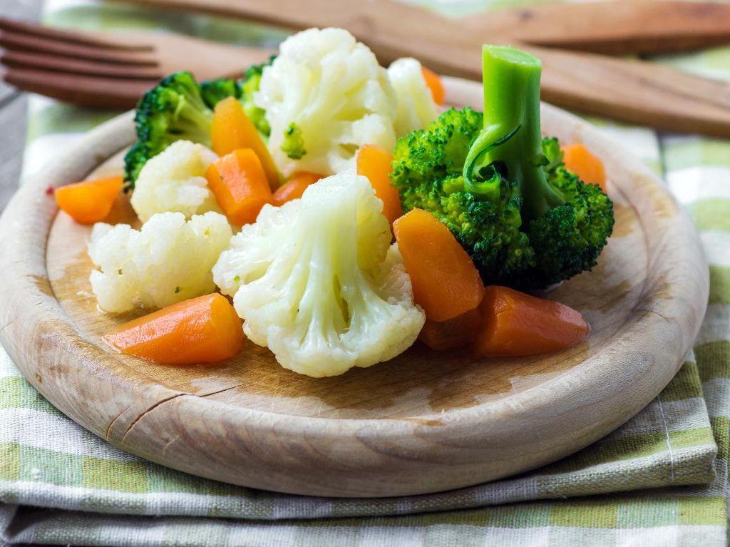 Makanlah 6 Sayuran Ini Sebagai Teman Diet Penurunan Berat Badan