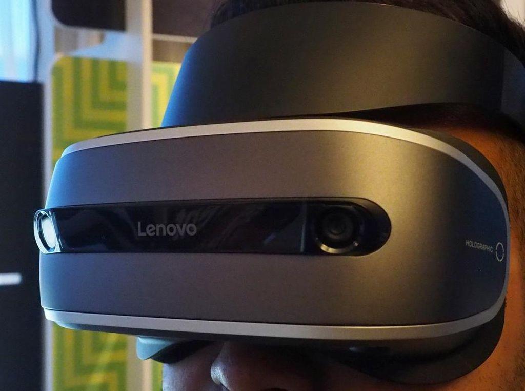 Lenovo VR Menantang Oculus Rift di Las Vegas