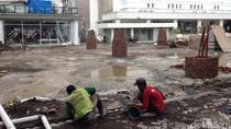 Pemkot Surabaya Belum Fungsikan Parkir Basement Balai Pemuda