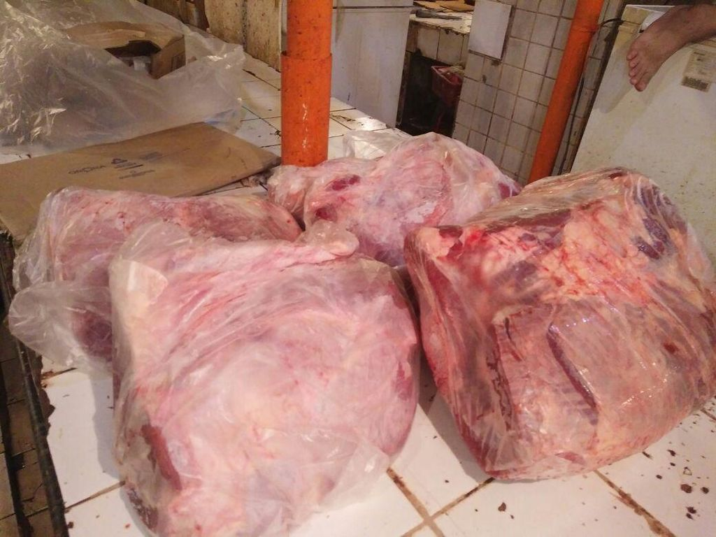 Daging Kerbau India di Malaysia Lebih Murah dari RI, Kok Bisa?