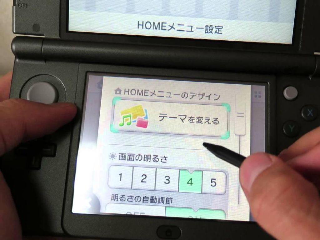 Penjualan Nintendo 3DS Masih Menjanjikan, Tapi...