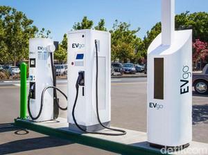 Mengisi Baterai Mobil Listrik Kini Bisa 7 Kali Lebih Cepat