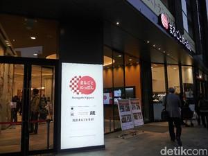 Inikah Tempat Belanja Suvenir Paling Lengkap di Jepang?