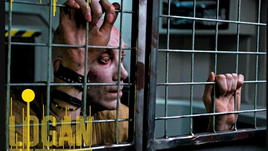 Mutan Albino Bernama Caliban Muncul di Film Logan