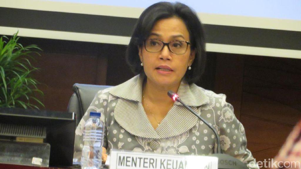 Pandangan Sri Mulyani Soal Proyeksi Ekonomi RI dari Lembaga Asing