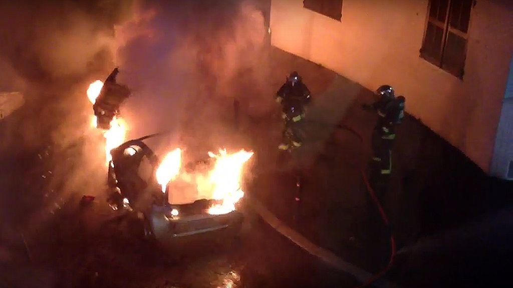 Tahun Baruan, Hampir 1.000 Mobil Dibakar di Prancis