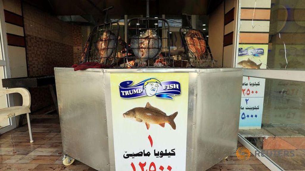 Trump Fish, Restoran Bertema Donald Trump Ini Dibuka di Kurdistan