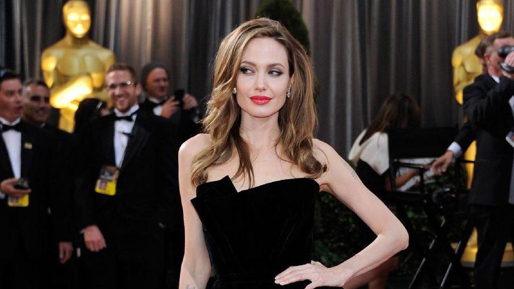 Ibu Kandung Putri Angelina Jolie Ingin Bertemu Sang Anak