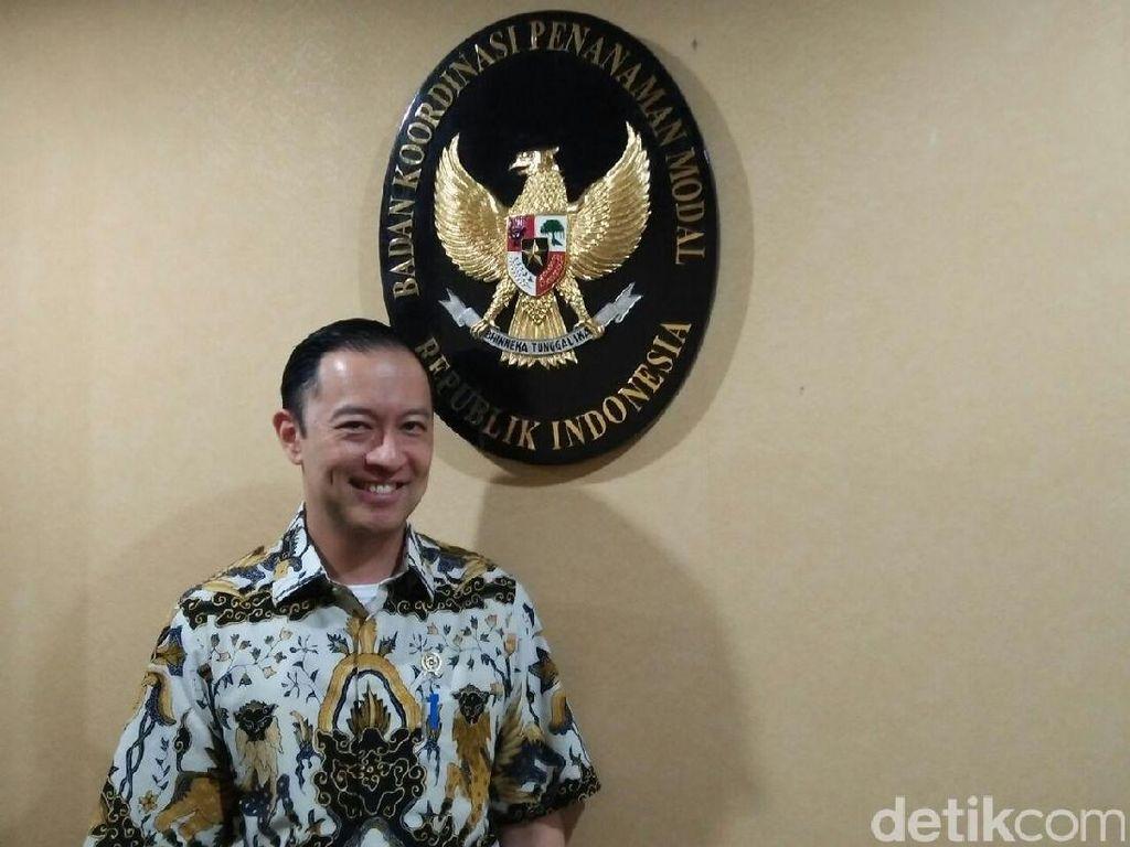 Ke Kemenko Maritim, Kepala BKPM: Investasi di Tempat Pak Luhut Besar