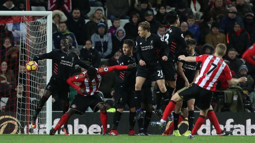 Sadio Mane: Sunderland Memang Layak Dapat Penalti Kedua