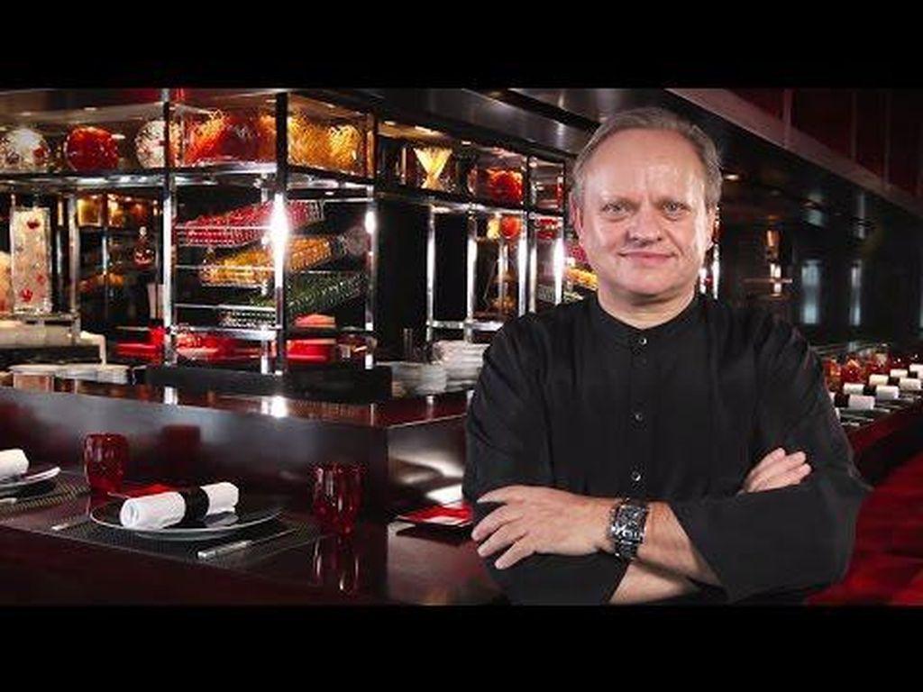 Joel Robuchon Akan Buka Restoran di Swiss Tahun 2018