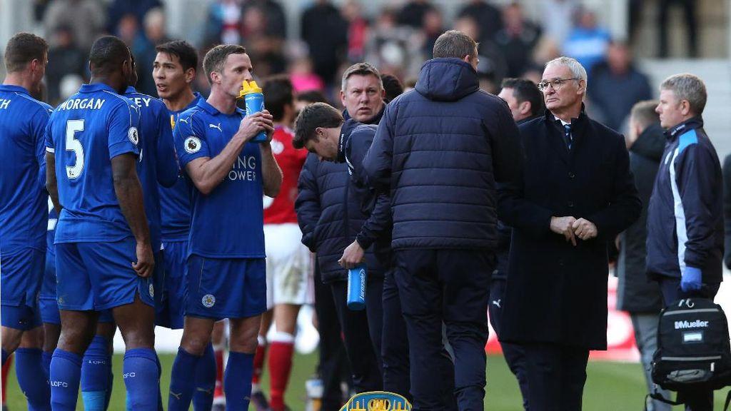 Leicester Masih Bisa Penuhi Targetnya