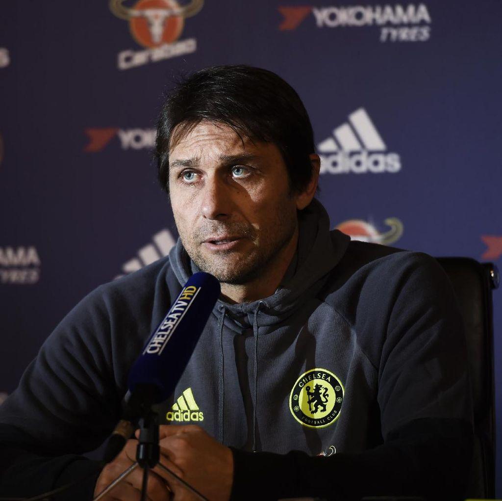 Conte: Uang Bukan Segalanya, Klub-Klub China Bukan Ancaman untuk Chelsea