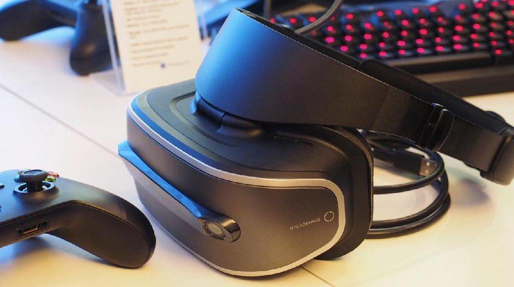 Jagoan Baru Lenovo di Jagat Virtual Reality