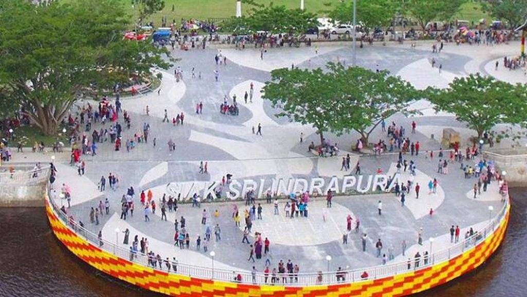 Kota Siak Jadi Tempat Liburan Favorit Tahun Baru 2017 di Riau