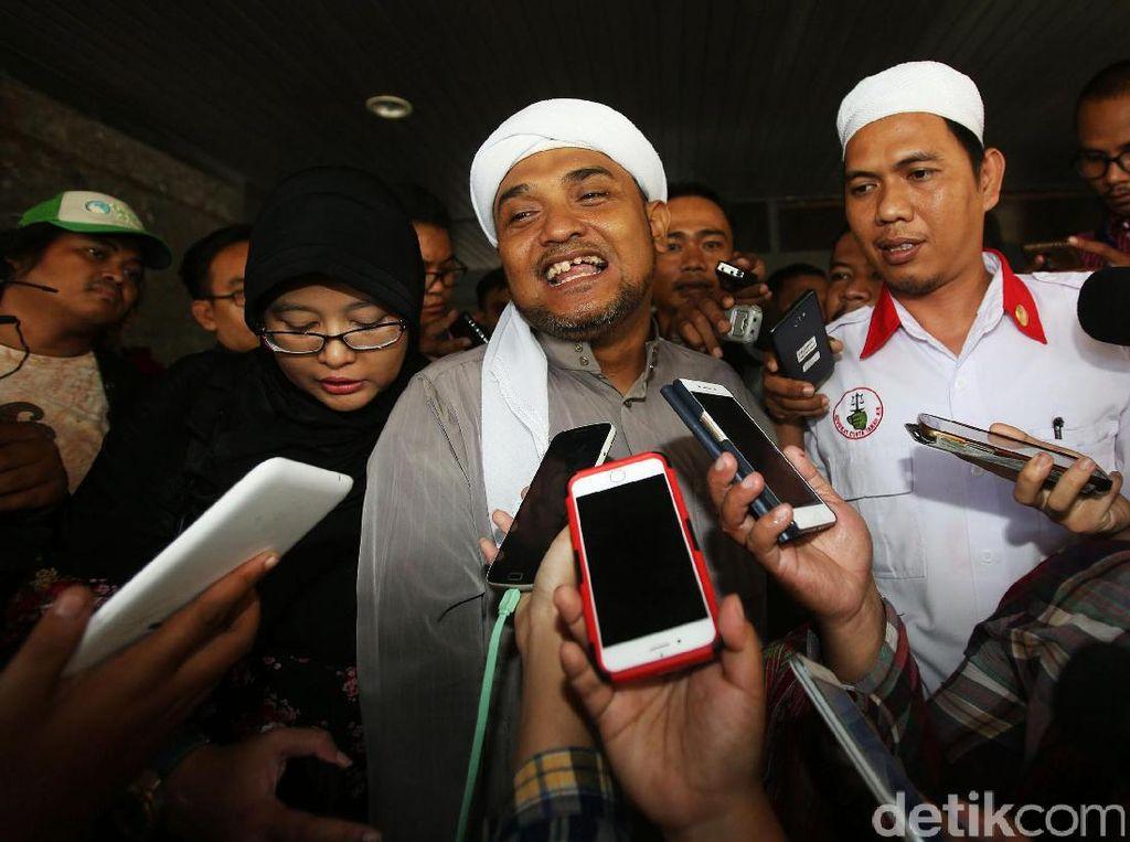 Habib Novel Usai Diperiksa Sebagai Saksi Sidang Ahok