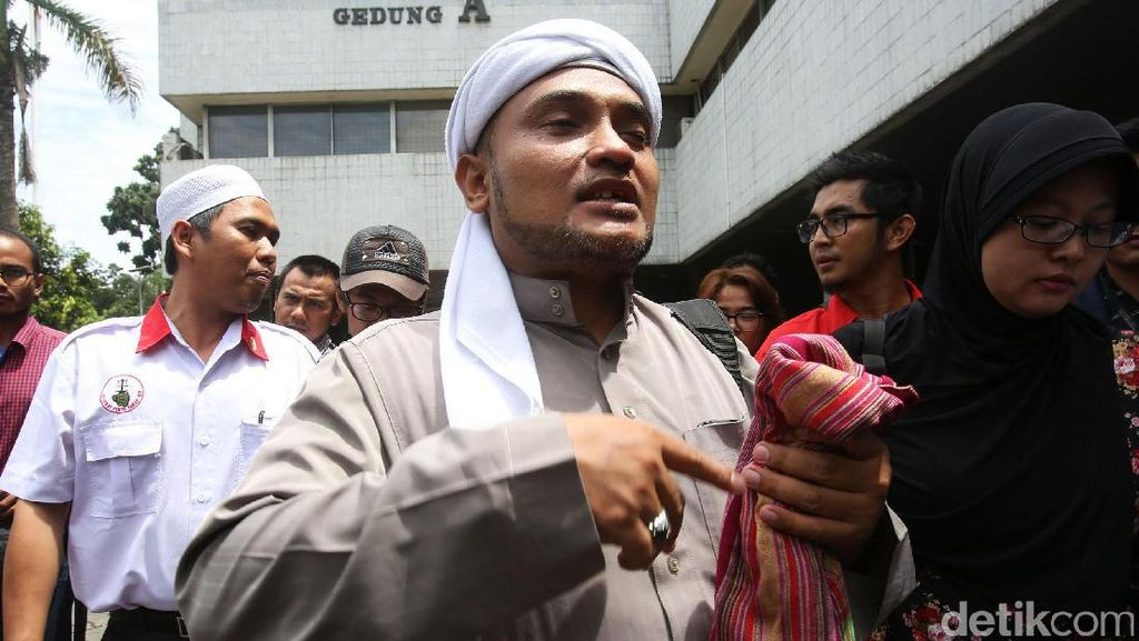 Sebut Ahok Membunuh, Habib Novel Dipolisikan