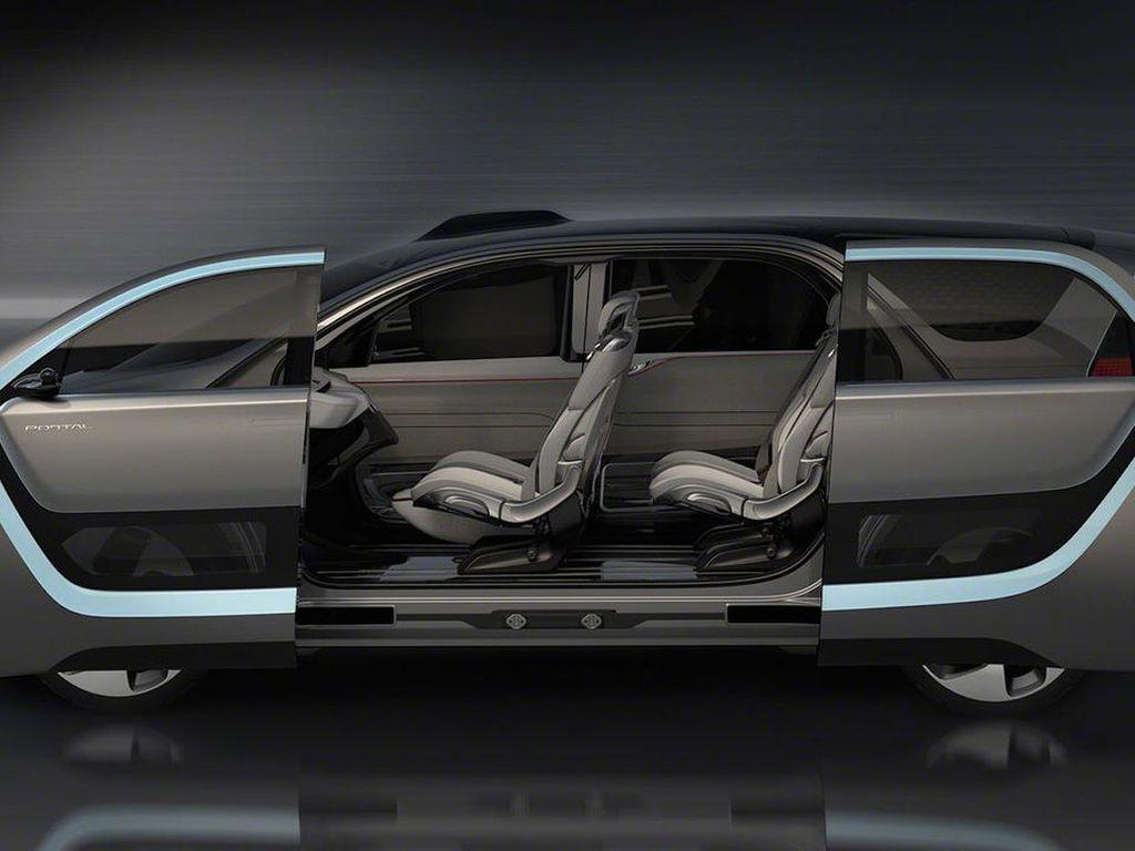 Mobil Keluarga Masa Depan Chrysler