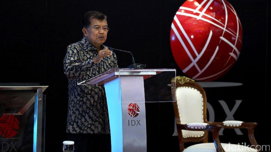Isu Antraks di Kulon Progo, Wapres JK: Harus Diadakan Operasi