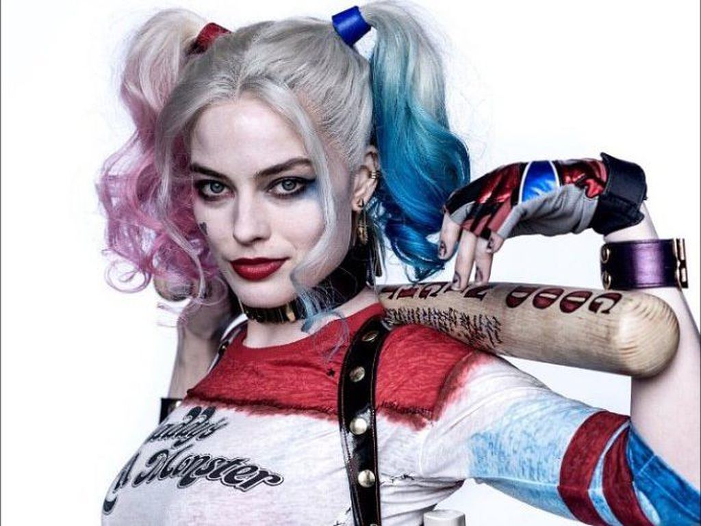 Margot Robbie Terima Ancaman Pembunuhan setelah Bintangi Suicide Squad